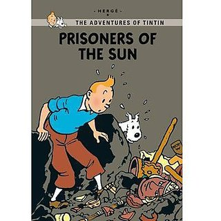Tintin Young Reader Prisoners Of The Su (English) (Paperback, Herge)