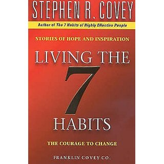 Living The 7 Habits (English) (Paperback, Stephen R. Covey)