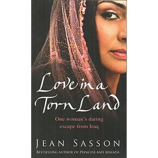 Love In A Torn Land (English) (Paperback, Jean Sasson)