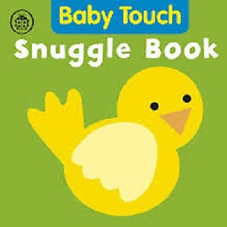 Baby Touch Snuggle Cloth Book (English) (Rag Book, Ladybird)