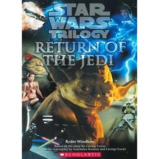 Star Wars Trilogy - Return Of The Jedi (English) (Paperback, Ryder Windham, George Lucas, Lawrence Kasdan)