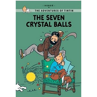 Tintin Young Reader The 7 Crystal Balls (English) (Paperback, Herge)