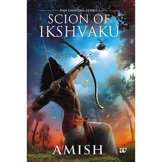 Scion Of Ikshvaku (English) (Paperback, Amish Tripathi)
