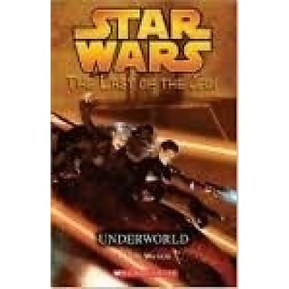 Star Wars The Last Of The Jedi #03 Underworld