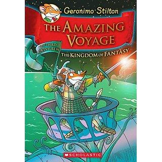 The Amazing Voyage (Hardcover)