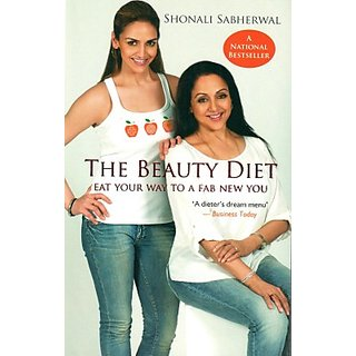 The Beauty Diet  Eat Your Way To A Fab New You (English) (Paperback, Shonali Sabherwal)