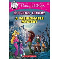 Thea Stilton Mouseford Academy #8 A Fashionable Mystery (English) (Paperback, Thea Stilton)