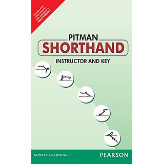 Pitman Shorthand Instructor And Key (English) 1St Edition (Paperback, Issac Pitman)
