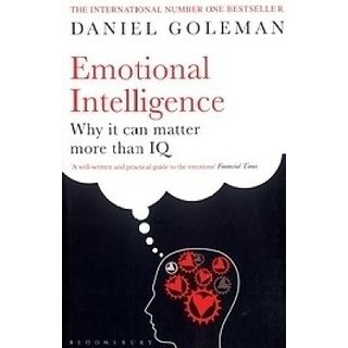 Emotional Intelligence (English) (Paperback, Daniel Goleman)