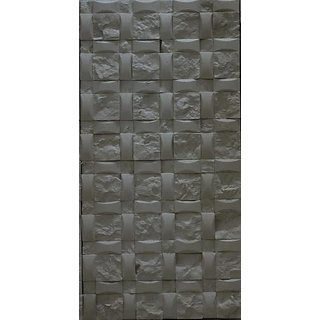 24 INCH BY 12 INCH 3D WALL TILE