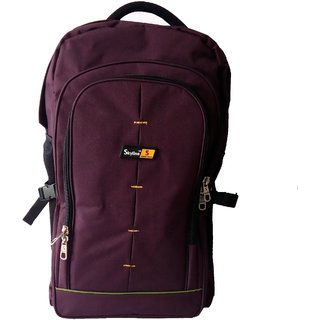Skyline Purple Hiking/Trekking Backpack Bag Rucksack Unisex Bag With Warranty-901