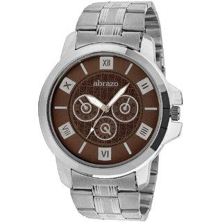 abrazo Men's Analog Watch 0059-CO