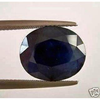 3.25 Carat Natural Dark Bangkok Blue Sapphire