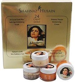Sahanaaz Hussain Gold Facial kit