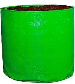 HDPE Grow bag 5 nos Size 12 x 12 Inch ( 1 x 1 feet) Terrace/Kitchen Garden