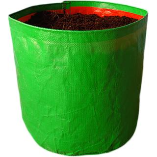 HDPE Grow bag 5 nos Size 9 x 9 Inch
