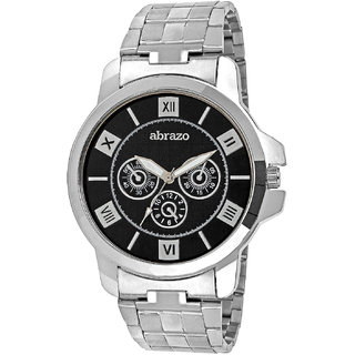 abrazo Men's Analog Watch 0059-BL