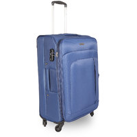Fly Large (Above 70 cms) Multicolor Nylon 2 Wheels Trolley