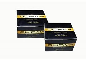 Olifair Night Cream ( Pack of 2 )