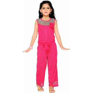 Aarika Self Design Net Jumpsuit sleeve set available at ShopClues for Rs.749 0845d238f