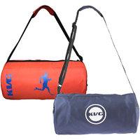 Kvg Dou Style Gym Bags