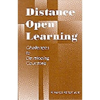 DISTANCE OPEN LEARNING - CHALLENGES TO DEVELOPING COUNTRIES
