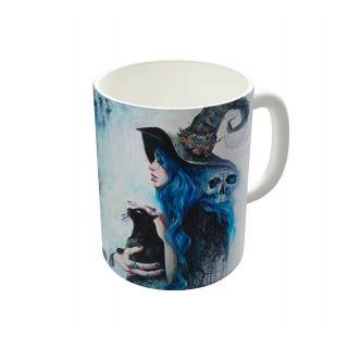 Dreambolic Blue Valentine Coffee Mug