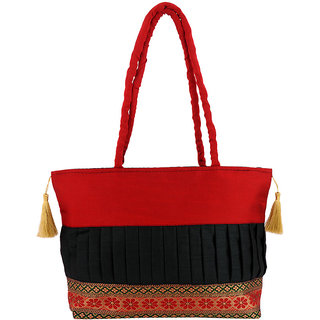 Indisans Multi Fabric Shoulder Bag