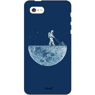 Aanadi Apple I phone 5c Back Cover