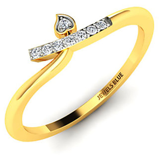 Neetie  Diamond Ring