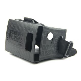 DOMO nHance VRF3 Magnet Switch 3D Video VR Headset for SmartPhones Inspired by Google Cardboard