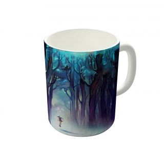 Dreambolic Aquaforest Coffee Mug