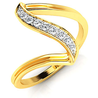 Moroz Diamond Ring