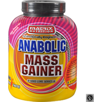 Matrix Nutrition Anabolic Mass Gainer Chocolate 2.5Kg