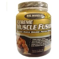 Big Muscle Xtreme Muscle Fusion Cookies & Cream 1 Kg
