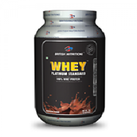 British Nutrition X-Tra Whey French Vanilla 500Gm