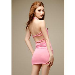 Buy Lovemate Pleasure Pink Honeymoon Babydoll with G-String Online - Get  21% Off 16da290f7