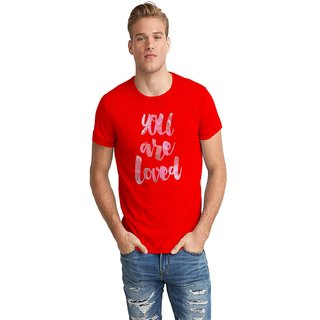 Dreambolic You Are Loved Half Sleeve T-Shirt