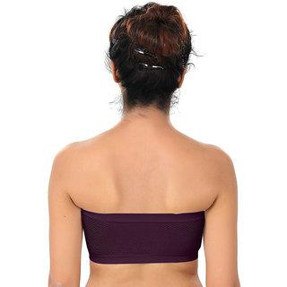 Dealseven fashion Purple Lycra Bras