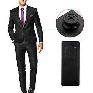 Spy Button Camera 720p