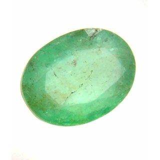 9.25 Ratti Budharatna Certified Panna Emerald Gemstone