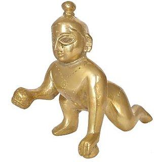 Laddu gopal brass stachu Murti