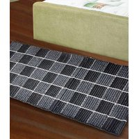 Peponi multicolour Cotton Hand Woven Door Mat pack of 1