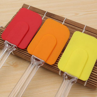 silicon spatula set of 2