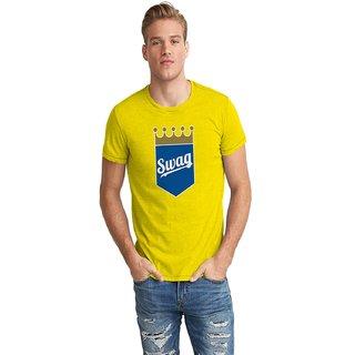 Dreambolic Royal Swag Crown Half Sleeve T-Shirt