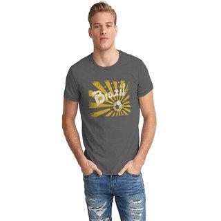 Dreambolic Ola Brazil Half Sleeve T-Shirt