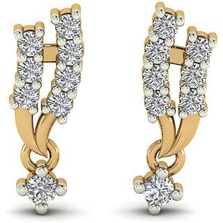 GajGallery Antara Diamond Earrings
