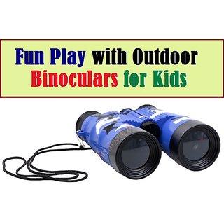 Binoculars Kids Play Toy CODEDA-0947