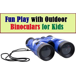 Binoculars Kids Play Toy CODEDG-4216