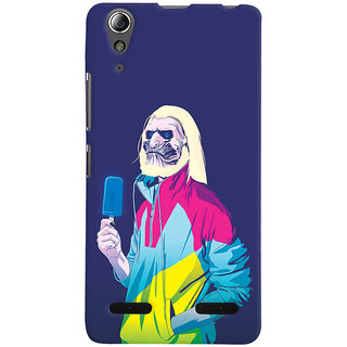 Oyehoye Lenovo A6000 Mobile Phone Back Cover With Game Of Thrones Quirky - Durable Matte Finish Hard Plastic Slim Case